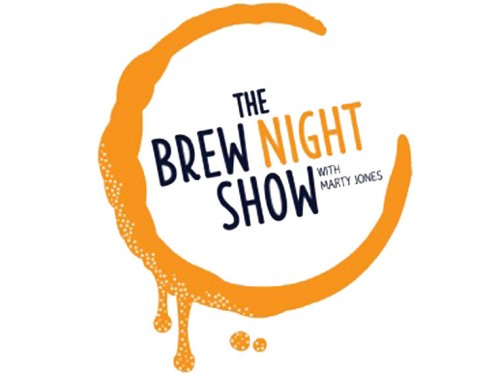 Press Release: Marty Jones' Brew Night Show