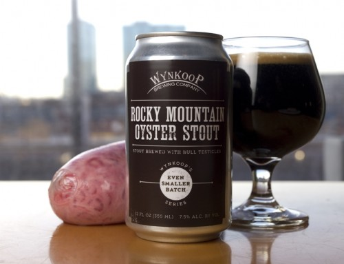 Wynkoop Brewing Company Releases Bull Testicle Beer