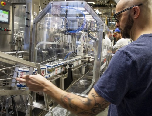 Cask Donates Canning System to MSU Denver's Beer Industry Program